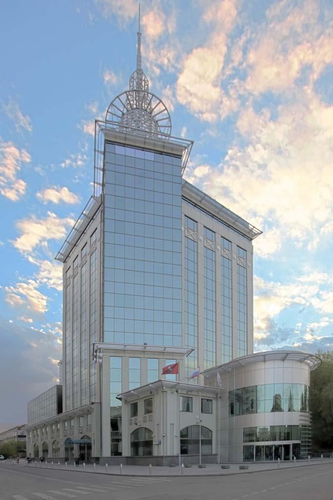 Центральный офис УралСиб банка в Москве