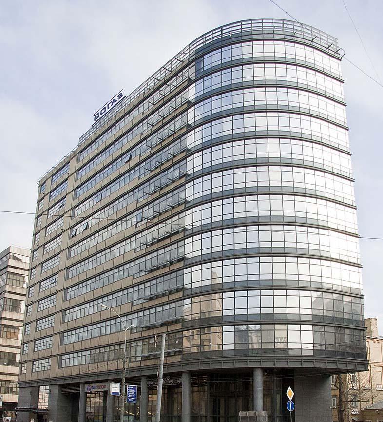 Центральный офис компании СОГАЗ
