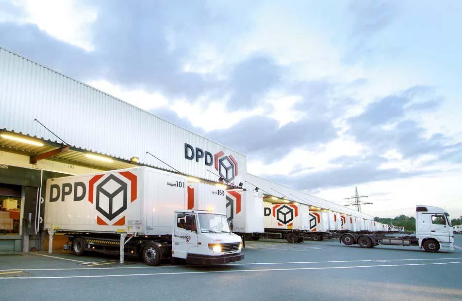 Компания DPD