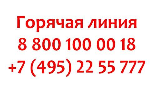 Контакты Гудлайн