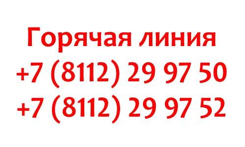 Контакты губернатора Псковской области