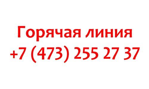 Контакты губернатора Воронежской области
