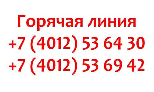 Контакты Роспотребнадзора по Калининградской области