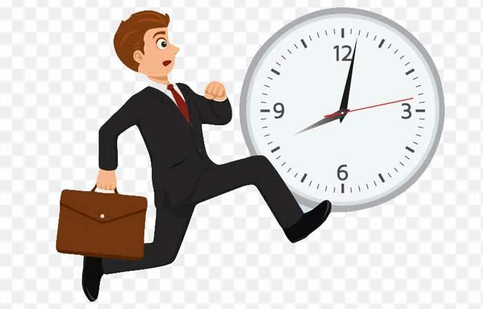 Увольнение за опоздания