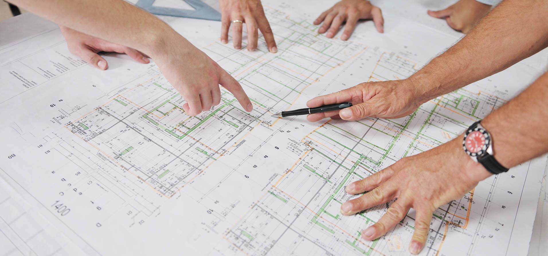 Составление объема планируемых работ реконструкции