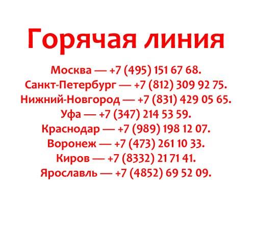 Контакты компании Ресанта